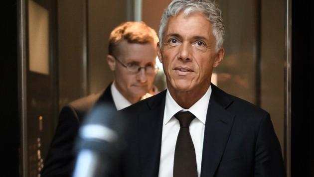Bundesanwalt Michael Lauber