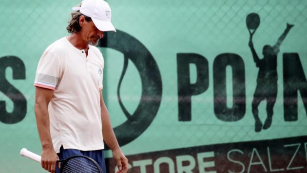 Gerald Mandl, Tennisschulbesitzer, Trainer, Senioren-Weltmeister (Bild: Andreas Tröster/Kronenzeitung)