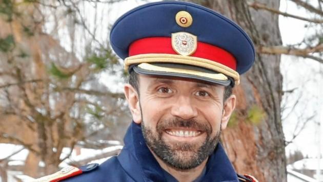 Zieht eine positive Corona-Bilanz: Landespolizeidirektor Franz. (Bild: Markus Tschepp)