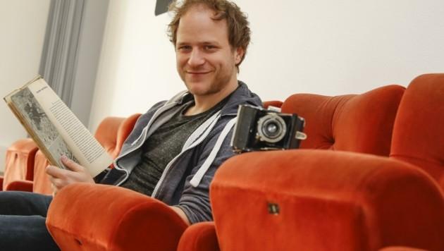 Filmemacher Adrian Goiginger (Bild: Tschepp Markus)