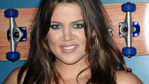 So sah Khloe Kardashian noch im Jahr 2008 aus.