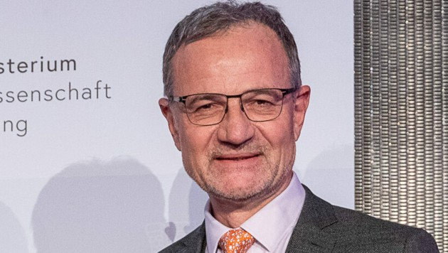 Im Leiblachtal war die Teststrategie erfolgreich, sagt Gesundheitsökonom Dr. Armin Fidler. (Bild: BMBWF/Martin Lusser)