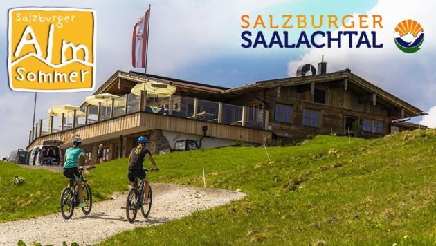 (Bild: Salzburger Saalachtal Tourismus, krone.at-Grafik)