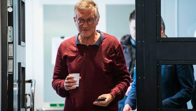 Der schwedische Chef-Epidemiologe Anders Tegnell erwog härtere Regeln für Männer als für Frauen während der Corona-Krise, weil Männer öfter schwere Verläufe von Covid-19 haben.