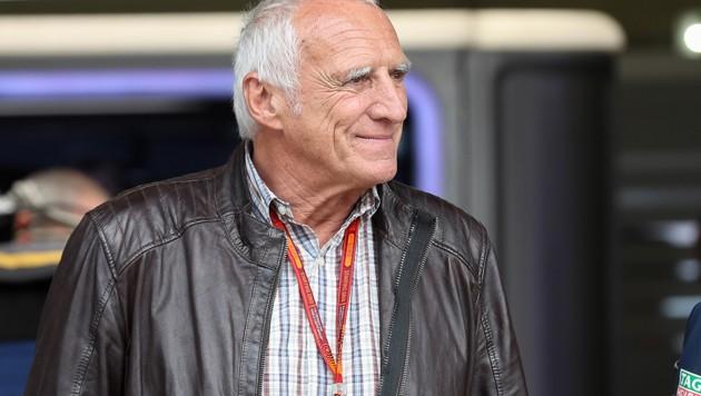 Red-Bull-Boss Dietrich Mateschitz