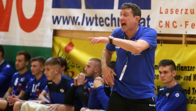 Ferlach verlängerte den Vertrag von Coach Sinisa Markota nicht mehr.
