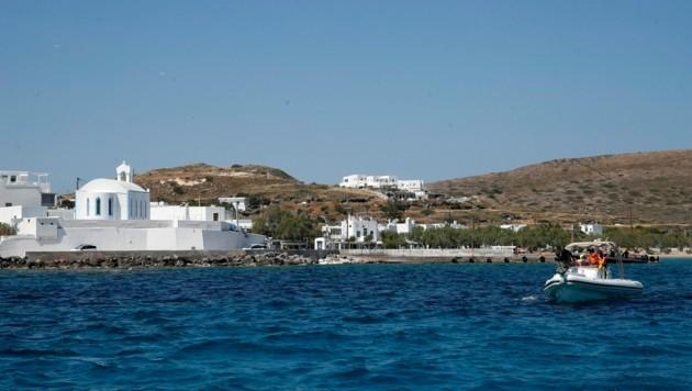Nachdem Kroatien bereits am Donnerstag die Grenzen für den Tourismus wieder geöffnet hatte, zog Griechenland am Freitag nach und öffnet ab dem 15. Juni. (Bild: AP)