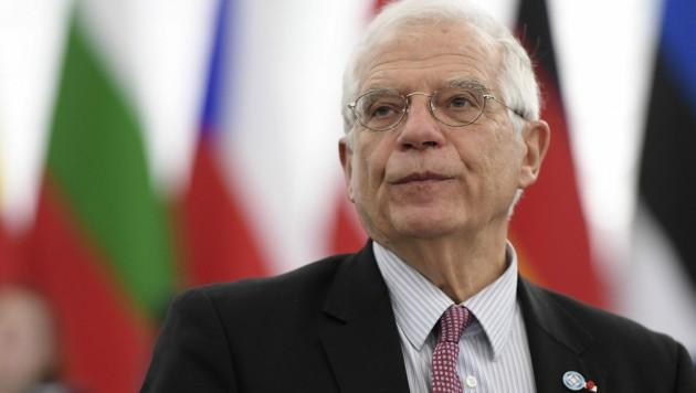 """EU-Außenbeauftragter Josep Borrell forderte Moskau auf, im Fall Nawalny """"uneingeschränkt"""" mit der Organisation für das Verbot chemischer Waffen (OPCW) zusammenzuarbeiten. (Bild: AFP)"""