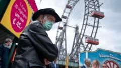 Am Freitag öffneten Österreichs Vergnügungsparks und Freizeitbetriebe. Auch Veranstaltungen bis 100 Personen sind wieder erlaubt. (Bild: AFP)