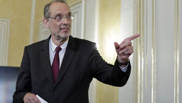 Bildungsminister Faßmann (Bild: APA/BKA/ANDY WENZEL)