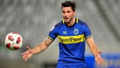 Das Trikot von Cape Town City FC wird Roli Putsche nicht mehr überstreifen – nach vier Jahren verlässt er Südafrika. (Bild: ©Backpagepix 2018)