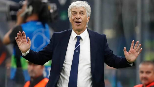 Gian Piero Gasperini, Trainer von Atalanta Bergamo