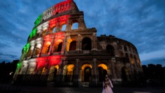 Nach 84 Tagen Corona-bedingter Zwangspause öffnet das Wahrzeichen Roms wieder. (Bild: AFP)
