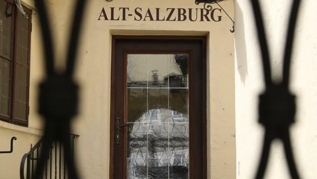 Die Familie Kögl servierte bis 2016 im Alt Salzburg niveauvolle Küche. Seither steht das Lokal leer. (Bild: Tröster Andreas)