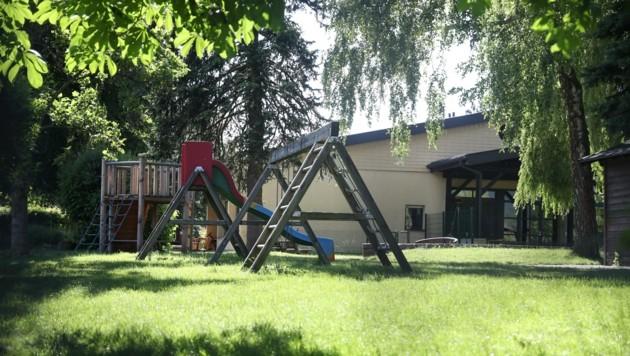 Noch immer steht die Frage nach geöffneten Kindergärten im Sommer im Raum. (Bild: Tröster Andreas)