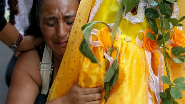 Trotz steigender Opferzahlen fährt Mexiko seine Wirtschaft wieder hoch. (Bild: AP)