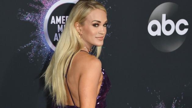 Carrie Underwood (Bild: AFP)