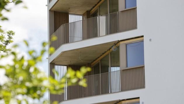 Nach Kritik der Volkspartei steht die Vergabe städtischer Wohnungen auf dem Prüfstand (Bild: Tschepp Markus)