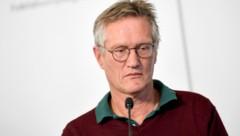 Anders Tegnell (Bild: APA/AFP/TT News Agency/Pontus LUNDAHL)