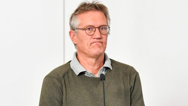 Anders Tegnell (Bild: APA/AFP/TT News Agency/Anders WIKLUND)