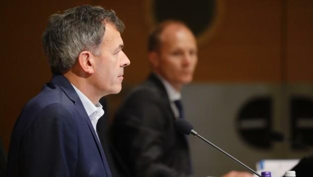 Bürgermeister Georg Willi sicherte sich eine knappe Mehrheit für seine Wunschkandidaten. (Bild: Birbaumer Christof)