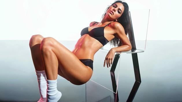 Kendall Jenner wirbt für Calvin Klein (Bild: www.PPS.at)