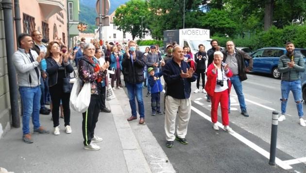 Die Bürgerbewegung fordert einen Boulevard St. Nikolaus. (Bild: Manuel Schwaiger)