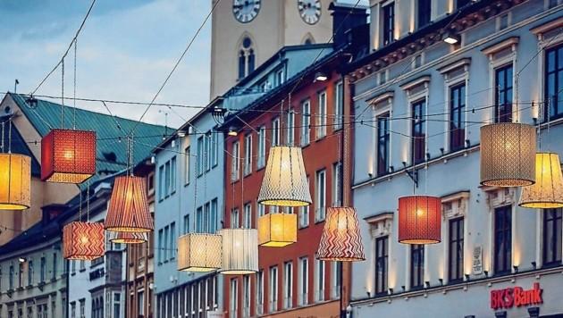 Villach (Symbolfoto) (Bild: Stadt Villach/Gillner)