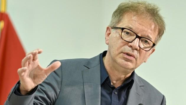 Gesundheitsminister Rudolf Anschober (Bild: APA/HANS PUNZ)