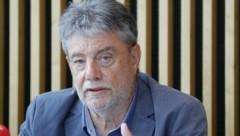 Fritz Gurgiser, Transitforum: (Bild: Birbaumer Christof)