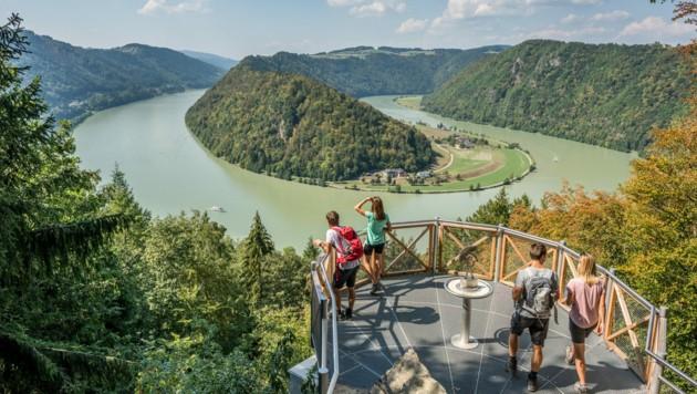 (Bild: WGD Donau Oberösterreich Tourismus GmbH/Hochhauser)