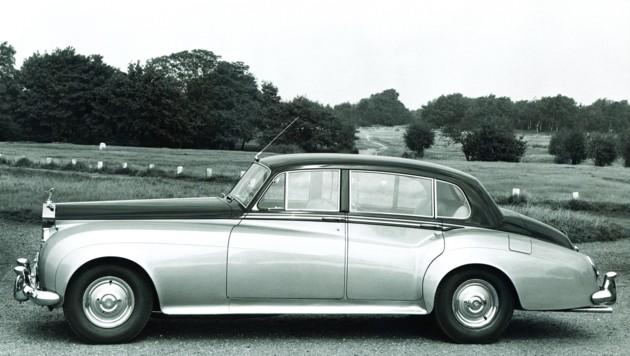 Rolls Royce Silver Cloud (Bild: Rolls-Royce)