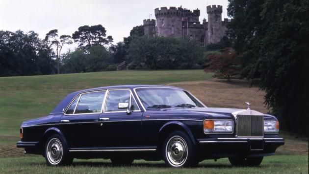 Rolls-Royce Silver Spur (Bild: Rolls-Royce)