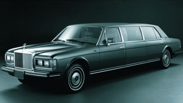 Rolls Royce Silver Spur (Bild: Rolls-Royce)