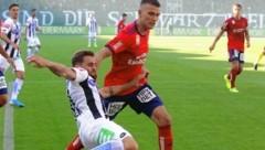 Philipp Huspek ist für den Hit gegen Rapid bereit. (Bild: Sepp Pail)