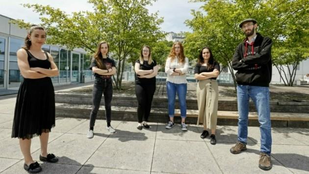 Die ÖH Salzburg fordert faire Bezahlung für Lehramt-Studenten. (Bild: Markus Tschepp)
