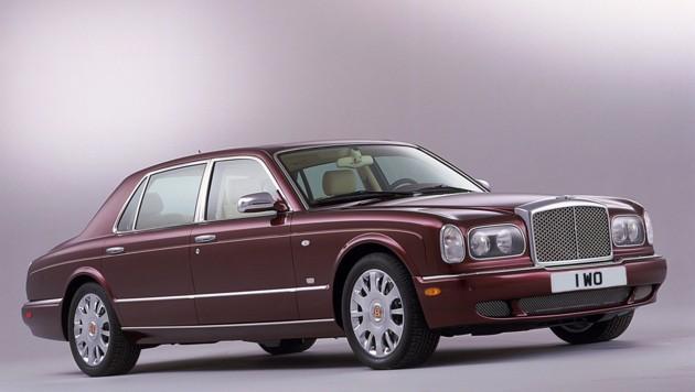 Bentley Arnage (Bild: Bentley)