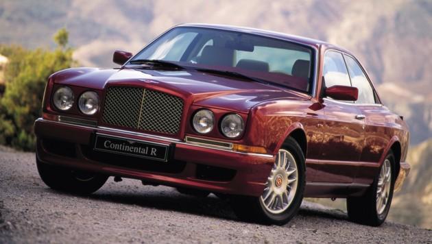 Bentley Continental (Bild: Bentley)