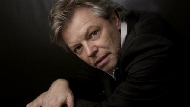 Alfred Rauch ist Schauspieler und Kulturmanager. (Bild: theater@work)