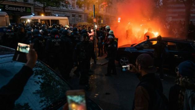 (Bild: APA/dpa/Christophe Gateau)