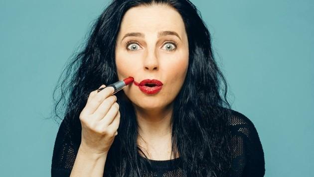 Nadja Maleh ist Kabarettistin und Schauspielerin (Bild: MM-PHOTOGRAPHY.AT)