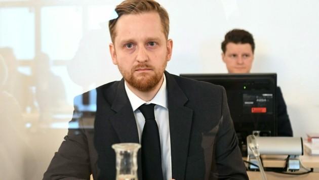 Oberstaatsanwalt (WKStA) Matthias Purkart (Bild: APA/HELMUT FOHRINGER)