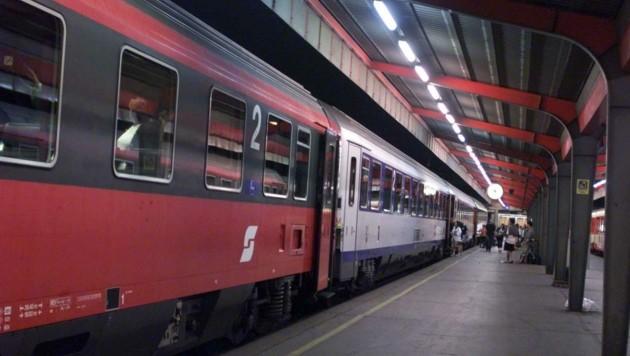 Per Nachtreisezug geht es ab Juli von Salzburg nach Sylt. (Bild: ANDI SCHIEL)
