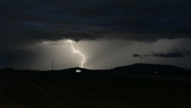 Wetterextreme werden in Zukunft wohl noch stärker in den Fokus der Florianis rücken. (Bild: Huber Patrick)