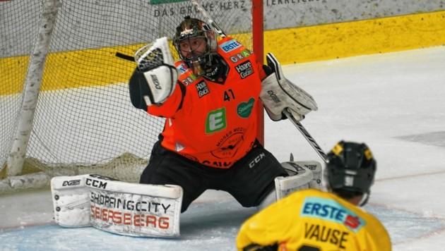 Ausgehext! Cristopher Nihlstorp verlässt die Graz99ers. (Bild: Sepp Pail)