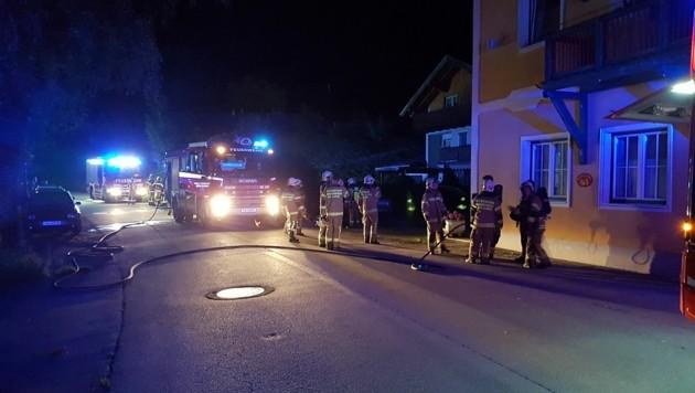 Freiwillige Feuerwehr Golling (Bild: Freiwillige Feuerwehr Golling)
