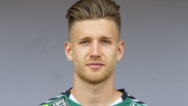 Rieds Arne Ammerer (23) kommt aus Bad Gastein. (Bild: FOTObyHOFER/Christian Hofer)