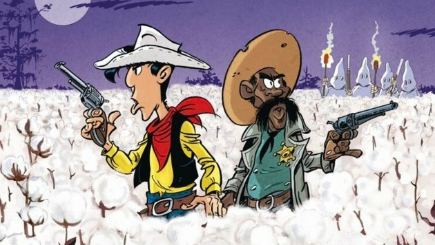 (Bild: Lucky Comics by Achdé d'après Morris)
