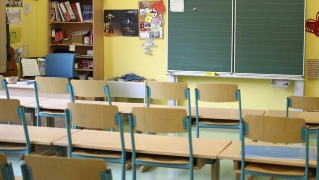Diesen Sommer sollen die Klassenzimmer nicht leer bleiben (Bild: Tröster Andreas)