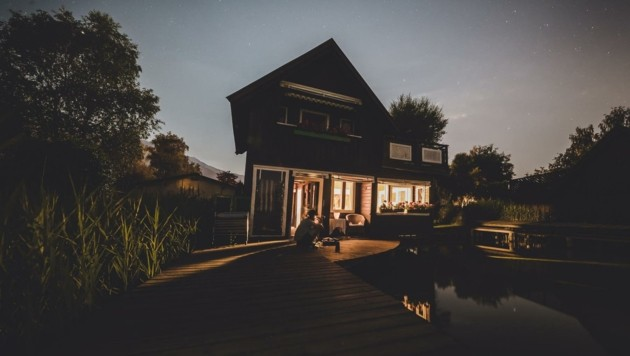 Immobilien an Seen stehen derzeit besonders hoch im Kurs. (Bild: EXPA/ JFK)